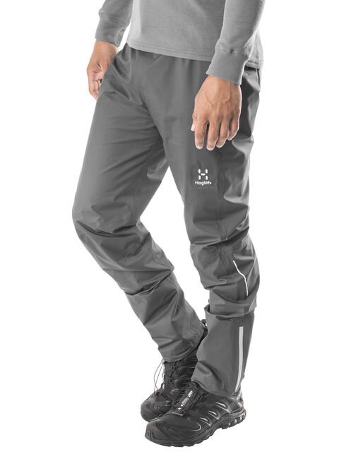 Haglöfs L.I.M Comp - Pantalon long Homme - gris